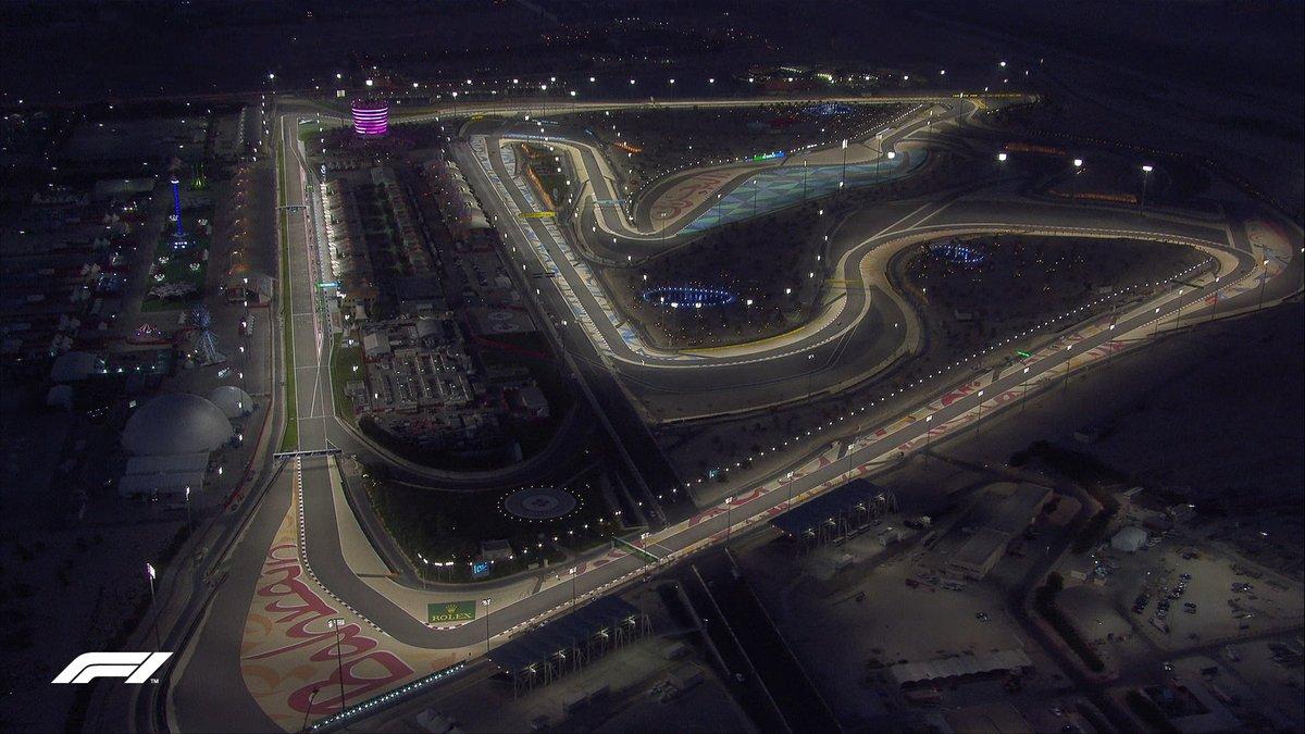 image from Гран При Бахрейна 2021. Гонка