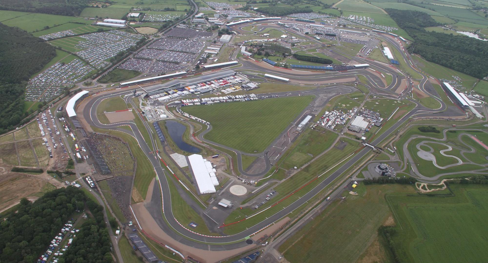 image from Гран При Англии 2021